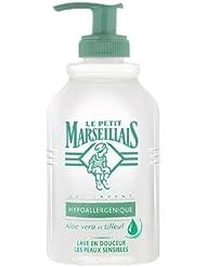 Le Petit Marseillais Gel Lavant Hypoallergénique Aloe Vera & Tilleul 300 ml Lot de 2