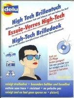 High-Tech Brillentuch - auch für CD-Pflege geeignet! Maße: 25x20cm