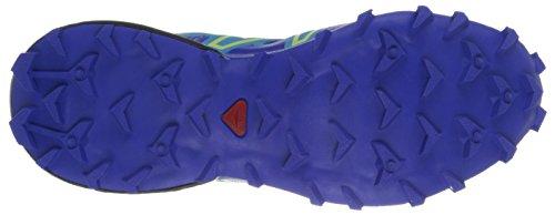 Salomon Damen Speedcross 3 CS Traillaufschuhe Blau (Cobalt/Blue Line/Black)