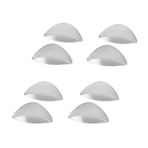 pixnor-silicone-transparent-adhesif-support-plantaire-gel-semelles-pour-les-pieds-plats-jeu-de-4