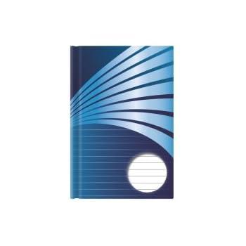 liniert DIN A5 Notizbuch Kladde 96 Blatt