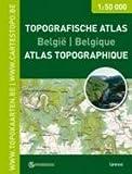 Atlas topographique de Belgique 1:50000