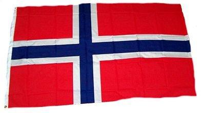 Fahne / Flagge Norwegen NEU 60 x 90 cm Fahnen Flaggen [Misc.]
