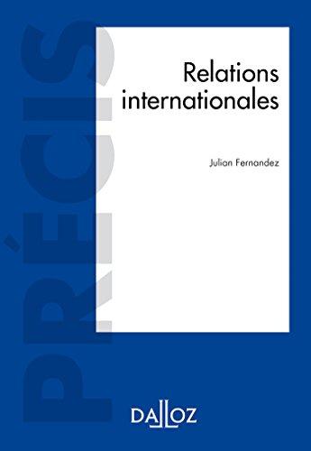 Relations internationales (Précis)