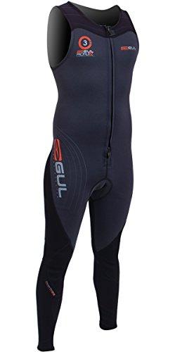 gul-profile-3-2mm-reinforced-frontzip-long-john-wetsuit-black-silver-pr4302-sizes-medium