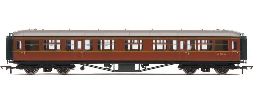 Hornby R4412A BR Hawksworth Composite Coach - post -1956