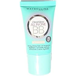 Maybelline New York BB Cream, Radiance, 18ml