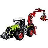 Building Kit Lego Technic 42054 Claas Xerion 5000 Trac VC