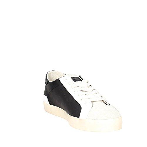 D.a.t.e. HILL LOW-3I Sneakers Homme Gris glace/Noir