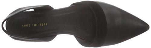 Shoe The Bear Damen Mule Pantoletten Schwarz (Black)