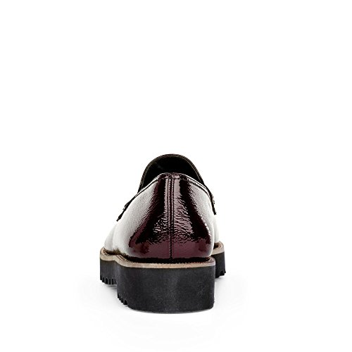 Paul Green Damen 1011041 Slipper Bordo