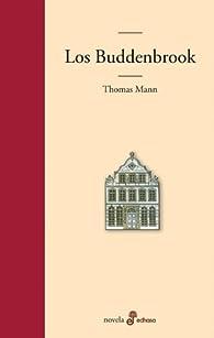 Los Buddenbrook par Thomas Mann