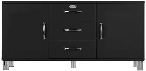 tenzo-5176-033-malibu-designer-sideboard-73-x-150-x-41-cm-mdf-lackiert-schwarz