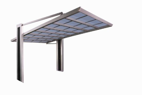 Ximax Vollständig aus eloxiertem Aluminium, Traglast sk 187 kg/m²
