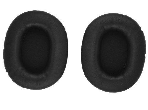 Original Ersatz Ohrpolster Kissen für Audio-Technica ATH-M50M50x M50S M50RD ath-m40X-M30X-X hp-ep M-Serie Kopfhörer-2Stück (1Paar)