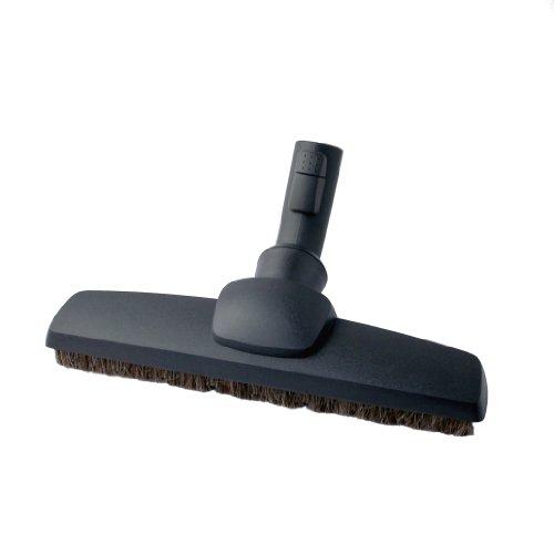 AEG AP240 Silent Parketto Hartbodendüse (Parkettdüse, optimale Saugleistung, 100{5178c25b78ef7d1f62b8bcc6ad8cc0106832c62600c43fc3675f1fad48cd8732} Naturhaar, schonende Reinigung, leise, passend für AEG-Sauger mit 32 mm Rundrohr, schwarz)