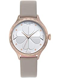 Kate Spade Analog White Dial Women's Watch-KSW1538