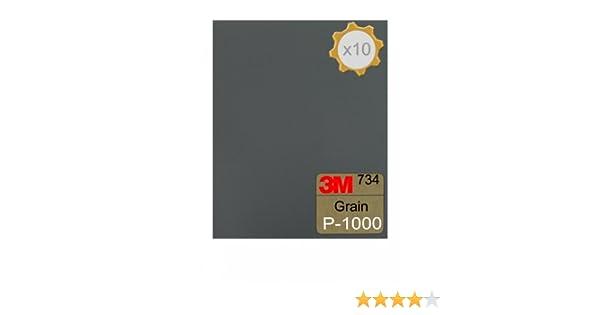 Haude Grain 1500 2000 2500 3000 5000 7000 Haute Precision Polissage Poncage Humide//Sec Abrasif Feuilles De Papier Abrasif Paquet De 12 Allemagne