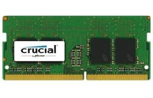 Crucial CT2K4G4SFS824A 8GB (4GB x2) Speicher Kit (DDR4, 2400 MT/s, PC4-19200, Single Rank x8, SODIMM, 260-Pin) Barebone-laptop