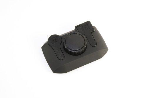 Drift-Verschlussdeckel-HD-Deckel-mit-ffnungen-Montura-para-cmara-deportiva-color-negro
