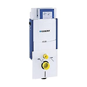 Geberit–Cisterna empotrable UP320Kombifix, Ancho 420mm, diseño Altura 760mm, 2de caudal de, 1pieza, geb110300005