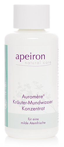 Apeiron Mundwasser-Konzentrat (Natürlichen Minze-mundwasser)