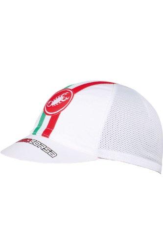 Castelli–Cap Performance Cycling, Weiß