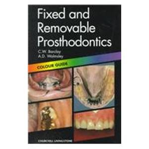 Fixed and Removable Prosthodontics: Colour Guide (Colour Guides)