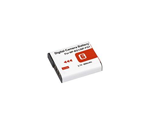 Bresser Lithium-Ionen Akku für Sony NP-FG1 Camcorder (3,7V, 960mAh) Np-fg1 Lithium-batterie