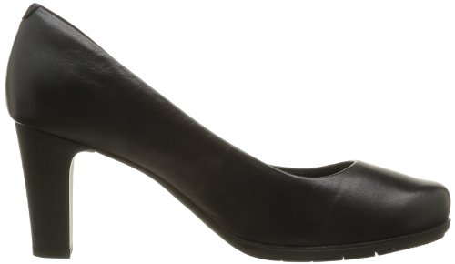Rockport Total Motion 75Mm Heel, Escarpins femme Noir