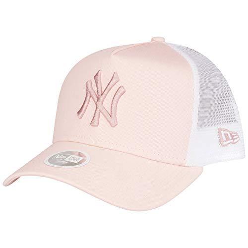 627c7d0d652 New Era Damen Mesh Trucker Cap - New York Yankees pink