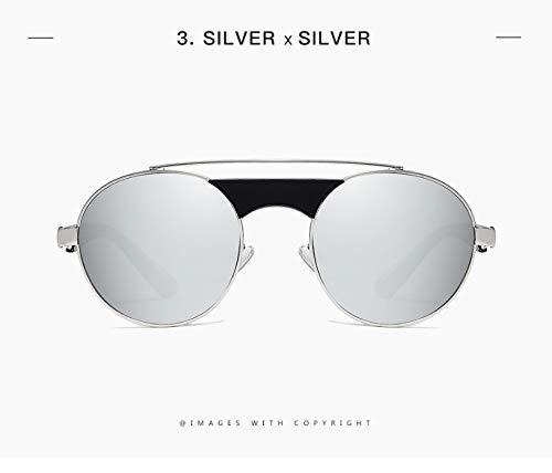 GFF Pilot Sonnenbrille Männer Frauen Frühling Tempel Mode UV400 Vintage Brille 47834