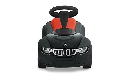 Preisvergleich Produktbild Original BMW Baby Racer III schwarz / orange Rutscherfahrzeug Version 2016