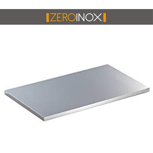 Arbeitsplatte alle Größen–Tiefe 60cm–Top-Tisch aus Stahl professionelle Küche 160x60x4h