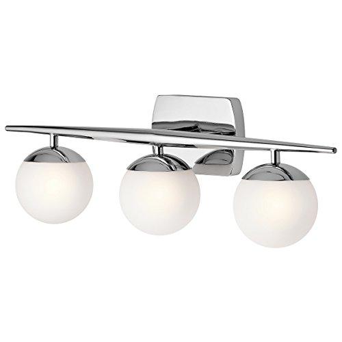 Moderner Wandleuchte LED IP44 3x3,5W/G9 JASPER KL/JASPER3 BATH KICHLER - Jasper Led