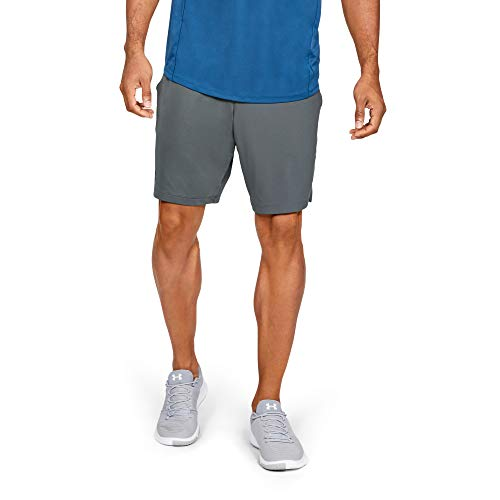Under Armour Men's Mk1 Gym Shorts,Grey (Grey-012),M