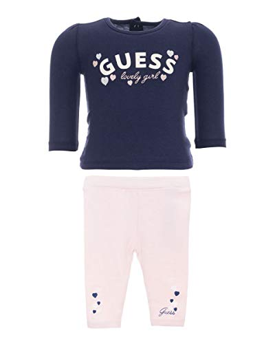 Guess? Komplettset, Blau 92 cm (24 Monate) Guess Baby Set