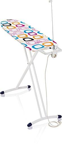 Leifheit AirBoard Compact M - Tabla de planchar de plástico, color...