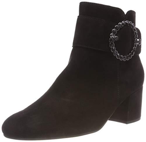 Gabor Shoes Damen Fashion Stiefeletten, Schwarz 17, 37 EU