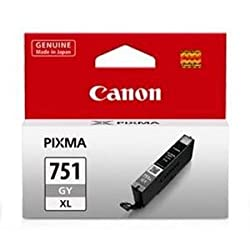 Canon CLI-751XL Ink Tank (Gray)