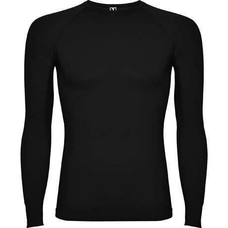 Camiseta Térmica de Niño Prime 0365-4-Negro 02