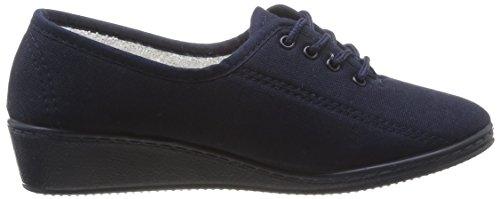 Luxat Bego, Chaussures de ville femme Bleu (Marine)