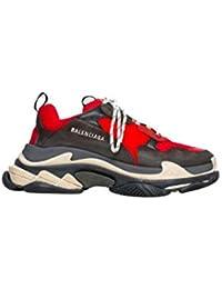8f9dc182f6 Balenciaga Sneakers Uomo 516440W09O76576 Poliestere Rosso