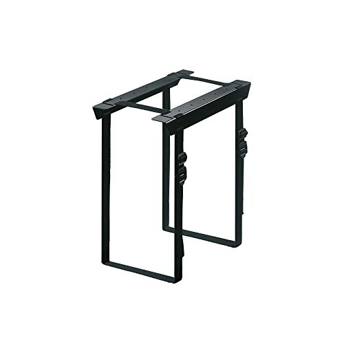 NewStar PC Soporte Mesa Negro CPU-D025BLACK 20kg