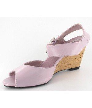 Top or - Sandales femme violettes - 1012-12 Violet