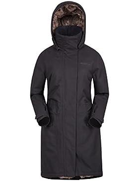 Mountain Warehouse Dales Fur Lined Womens Waterproof Jacket
