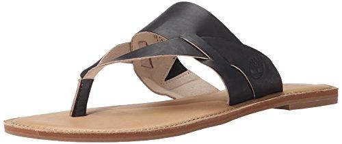 Timberland ,  Damen Sandalen und offene Schuhe , Schwarz - schwarz - Größe: 38.5