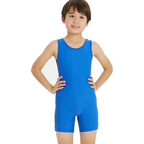 New Dance Jungen Gymnastik Trikot Kleinkind Ballett Tanz Übung Athletischer Wettkampf Training Tank Jungen Unterhemd Top Kinder Knaben Shirt -