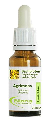 Joy Bachblüten, Essenz Nr. 1: Agrimony; 20ml Stockbottle