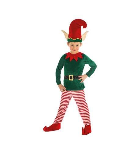 Elf Helfer Kostüm von Elf Helfer von Santa Claus Kind (Kinder Santa's Helfer Kostüm)